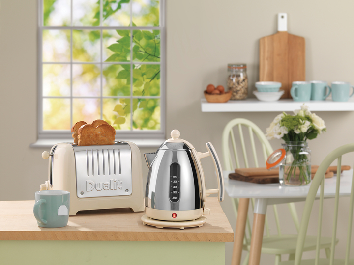 Dualit's Lite Toasters and Kettles