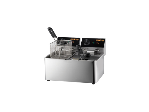 8L Double Fryer (2 x 4L)