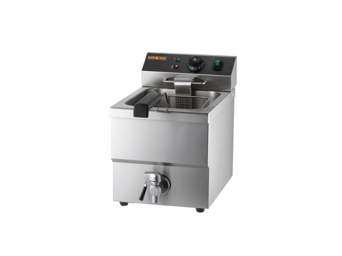 6L Fryer with tap