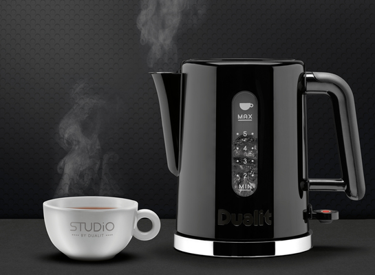 Dualit Studio 6.6 Cup Chrome Electric